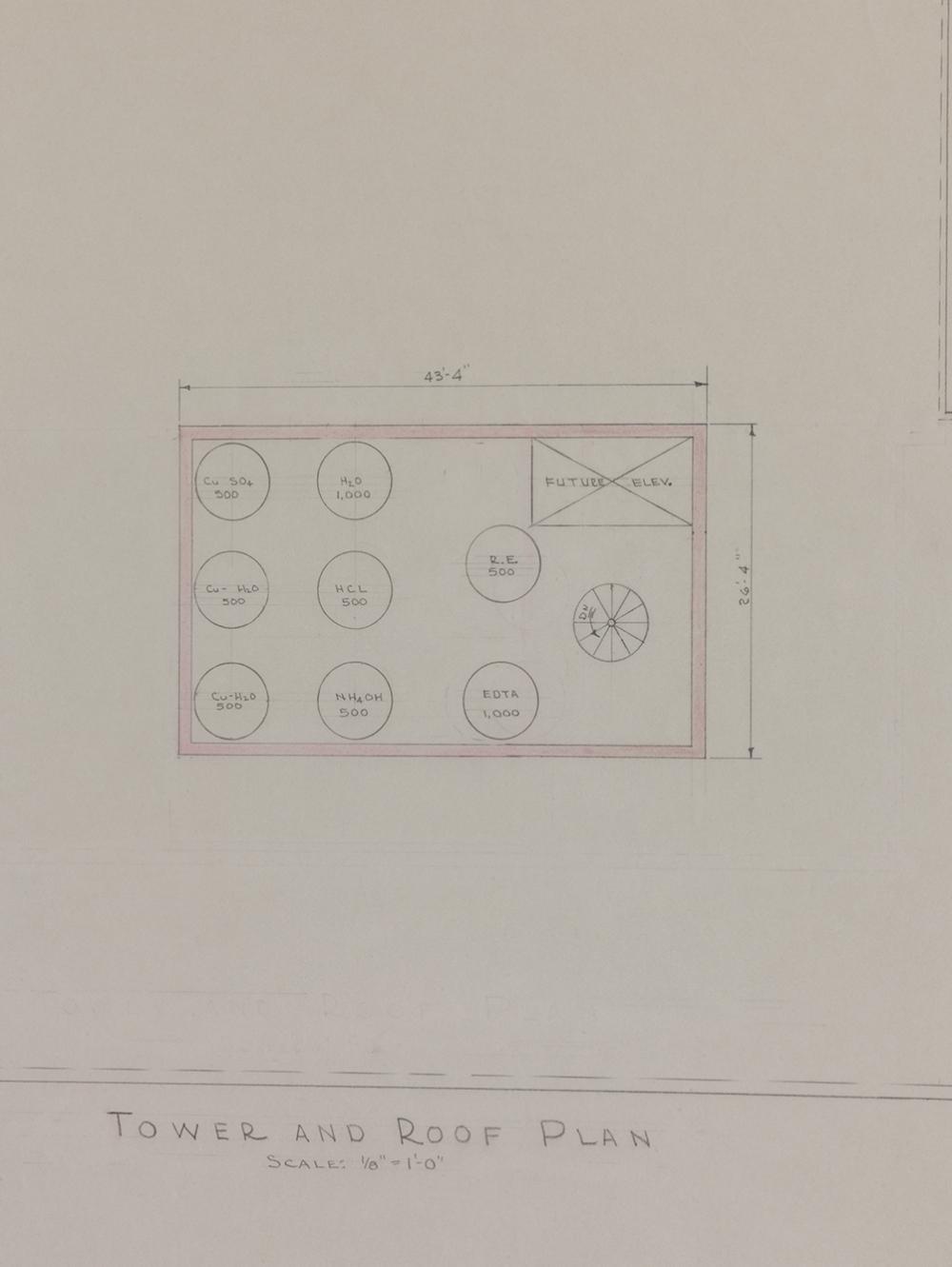Sheet three detail