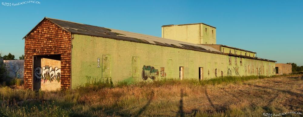 North Wing U.S. Yttrium Plant