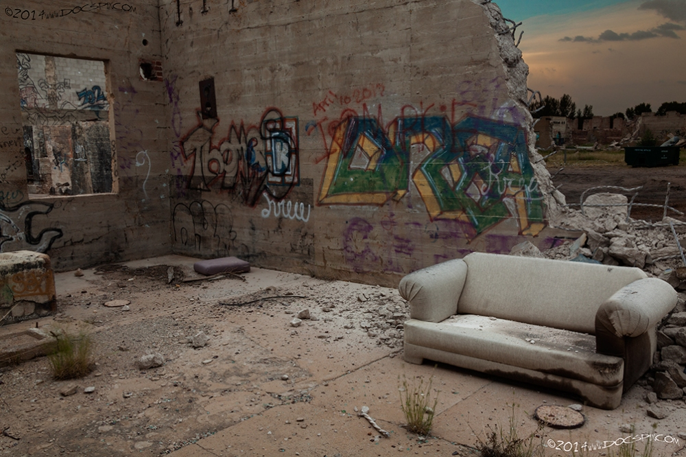 Love Seat Revisited